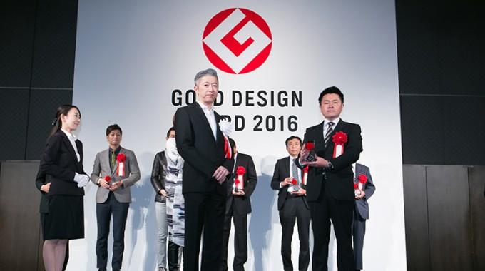 グッドデザイン賞 特別賞〔ものづくり〕 サスキャメル 消火栓 HP用
