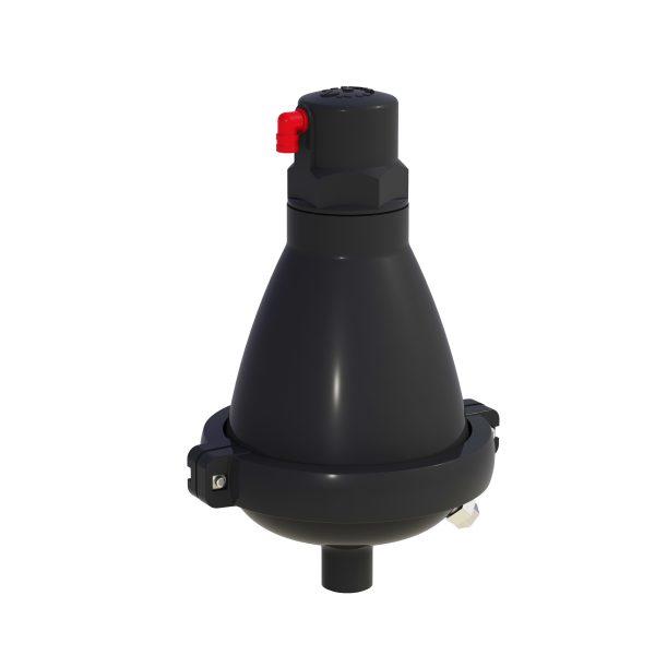 原水・農水用空気弁スペースエアミニ Space Air Mini1