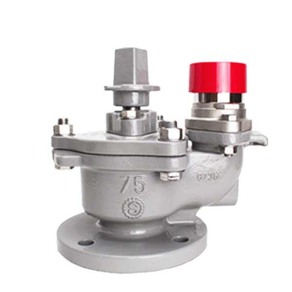 SEM-N形地下式消火栓(ショート形)1