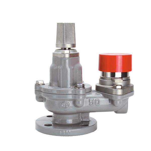弁体収納式地下式排水栓 キャメル501