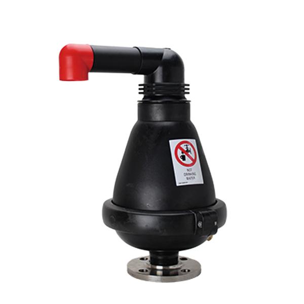 原水・農水・下水・雨水用空気弁スペースエア Space Air(ナイロン樹脂製)1