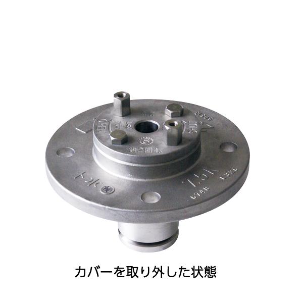 エアエルフ空気弁(ステンレス製不凍結形 副弁機能付)2