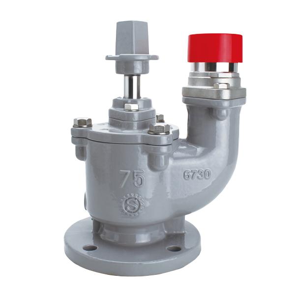B103NX 地下式消火栓1