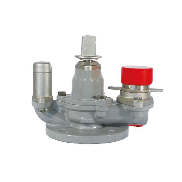 弁体収納式地下式消火栓 キャメル2