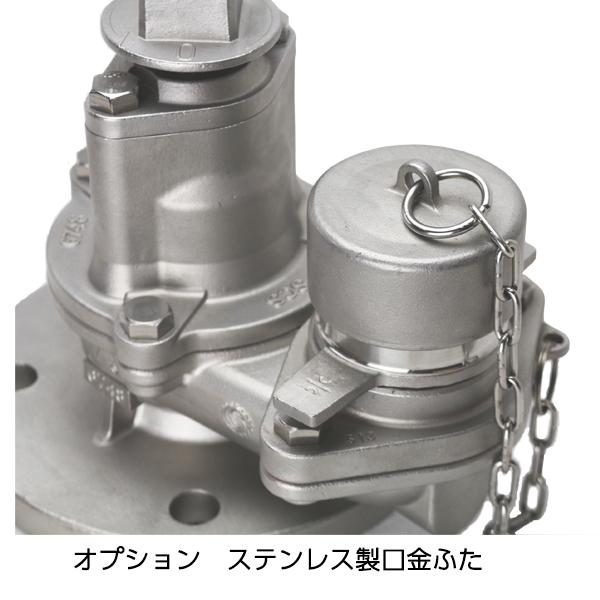 ステンレス製弁体収納式地下式消火栓 サスキャメル5