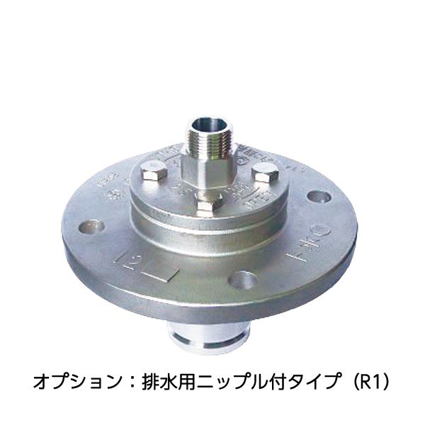 エアエルフ空気弁(ステンレス製不凍結形 副弁機能付)3