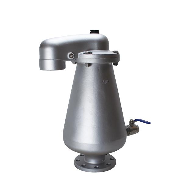 原水・農水・下水・雨水用空気弁スペースエア Space Air(ステンレス製)