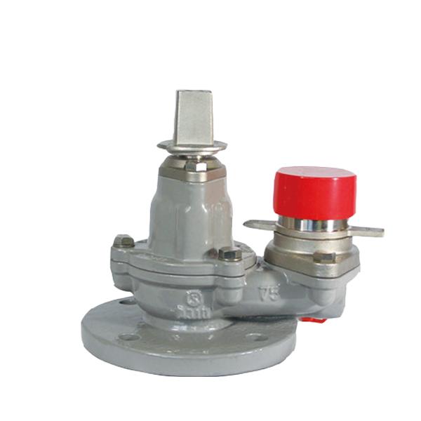弁体収納式地下式消火栓 キャメル1