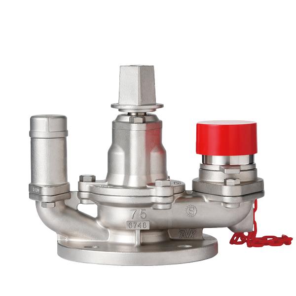 ステンレス製弁体収納式地下式消火栓 サスキャメル2
