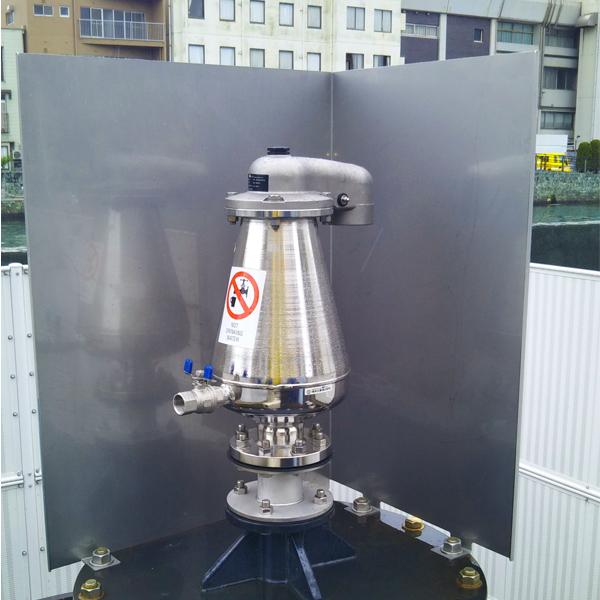 原水・農水・下水・雨水用空気弁スペースエア Space Air(ステンレス製)5